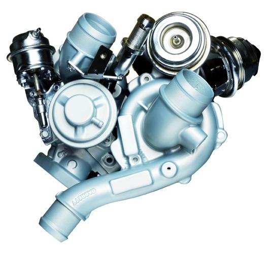 Le turbo : 100% du marché automobile dans les années à venir